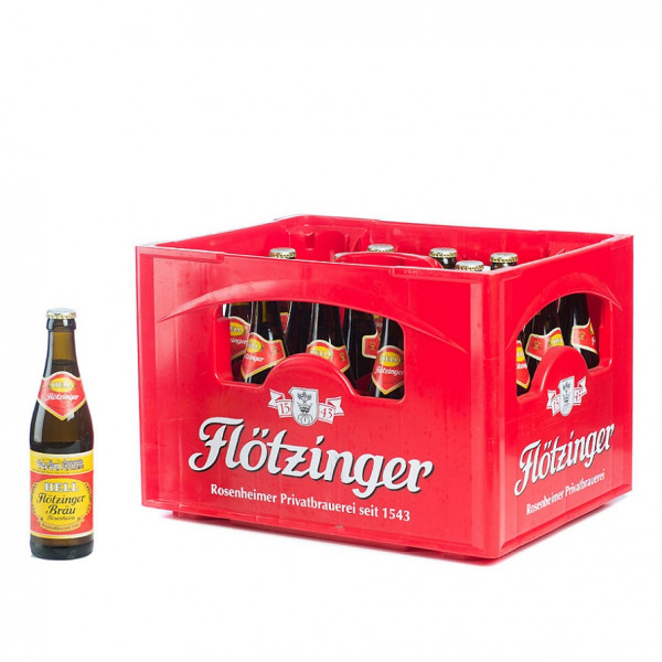 Flötzinger Hell 20 x 0,33l