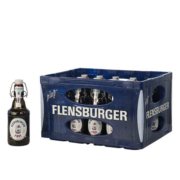 Flensburger Frei alkoholfrei 20 x 0,33l