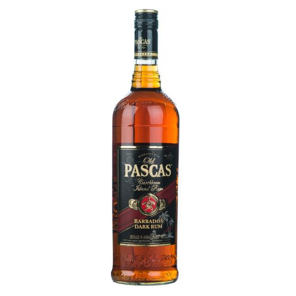 Old Pascas Barbados Dark Rum 0,7l