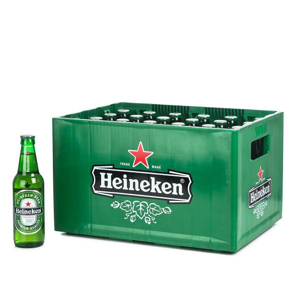 Heineken Pilsener 24 x 0,33l