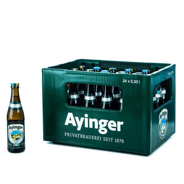 Ayinger Bairisch Pils 24 x 0,33l