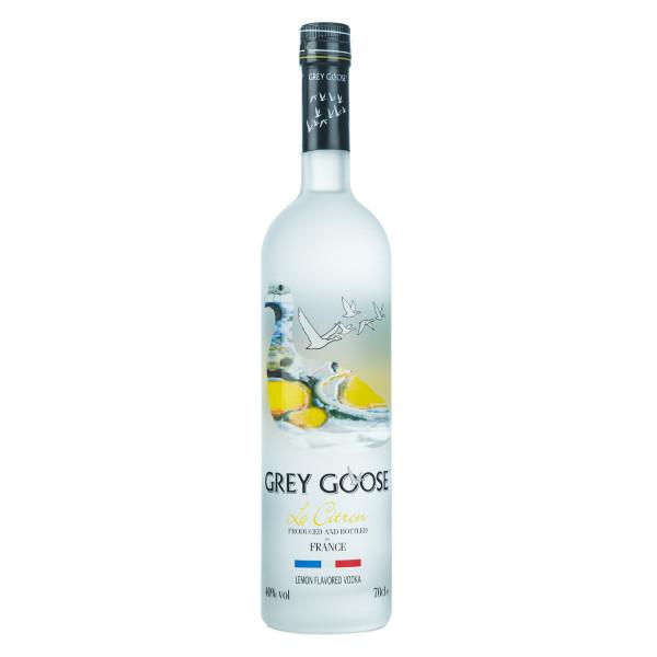 Grey Goose Le Citron Vodka 0,7l
