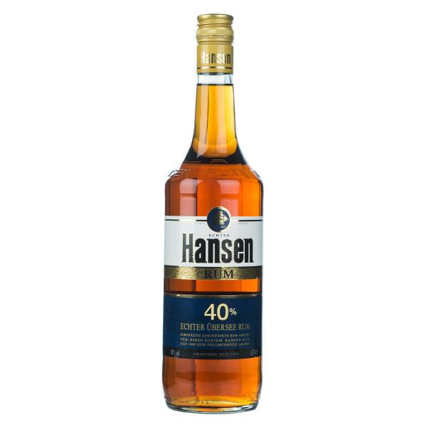 Hansen Echter Übersee Rum 0,7l