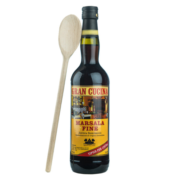 Gran Cucina Marsala Fine Likörwein 0,75l