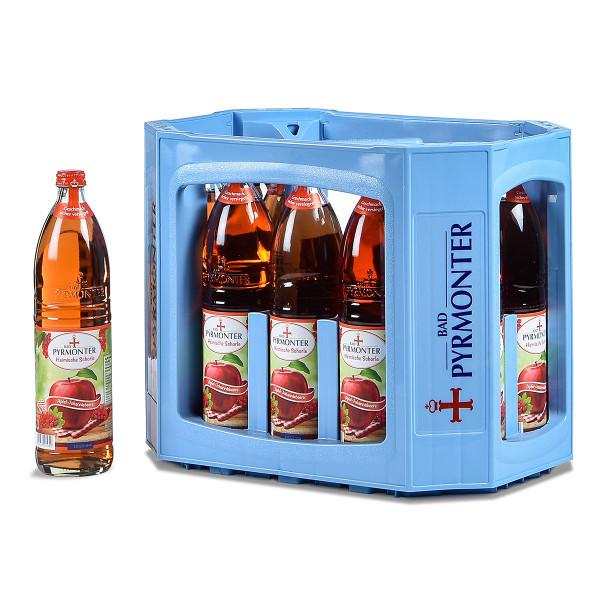 Pyrmonter Heimatschorle Apfel-Johannisbeere 12 x 0,75l