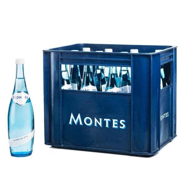 Montes Natürlich still 12 x 0,75l