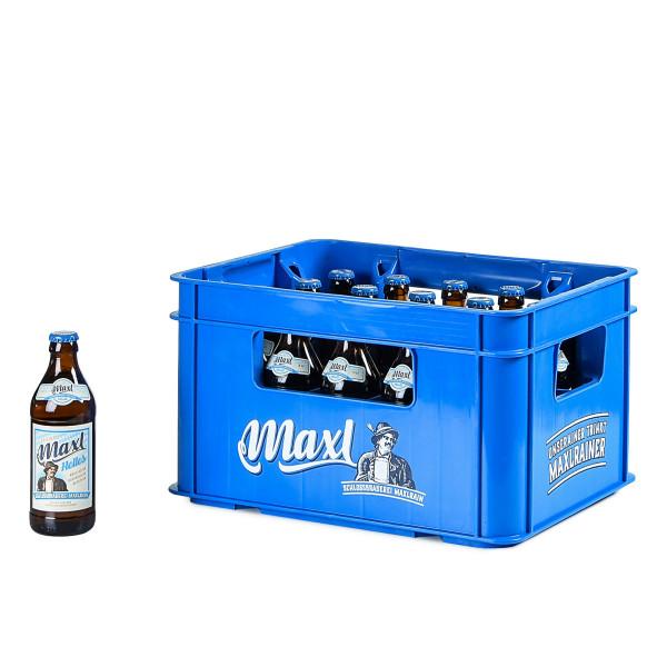 Maxlrainer Maxl Helles 20 x 0,33l