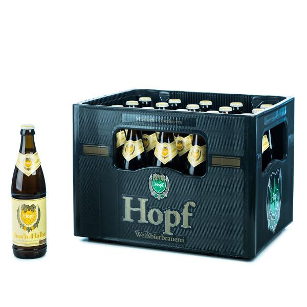 Hopf Russ'n Halbe 20 x 0,5l