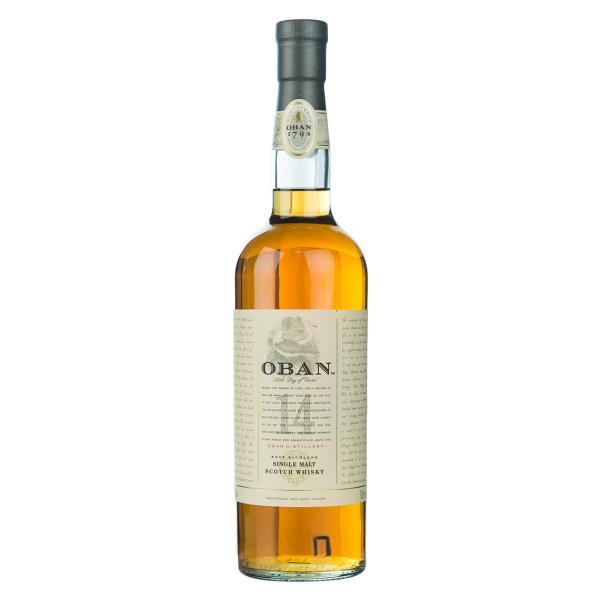 Oban 14 Jahre Single Malt Scotch Whisky 0,7l