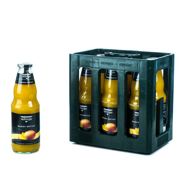 Vaihinger Mango 6 x 1l Glas