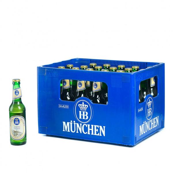 Hofbräu Original 24 x 0,33l