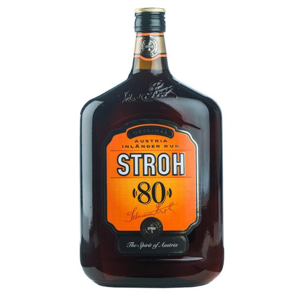 Stroh Original 80% Inländer Rum 1l