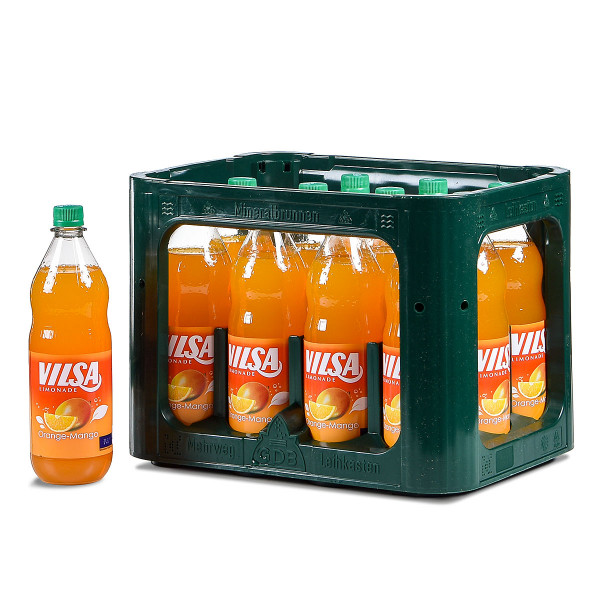 Vilsa Orange-Mango 12 x 1l PET