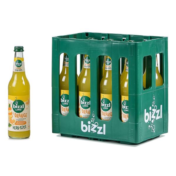 Bizzl Herb-Süss Orange 10 x 0,5l