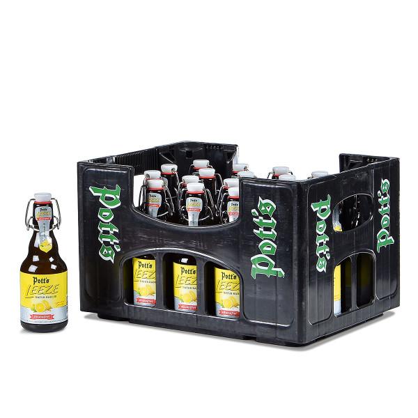 Pott's Leeze Radler alkoholfrei 20 x 0,33l