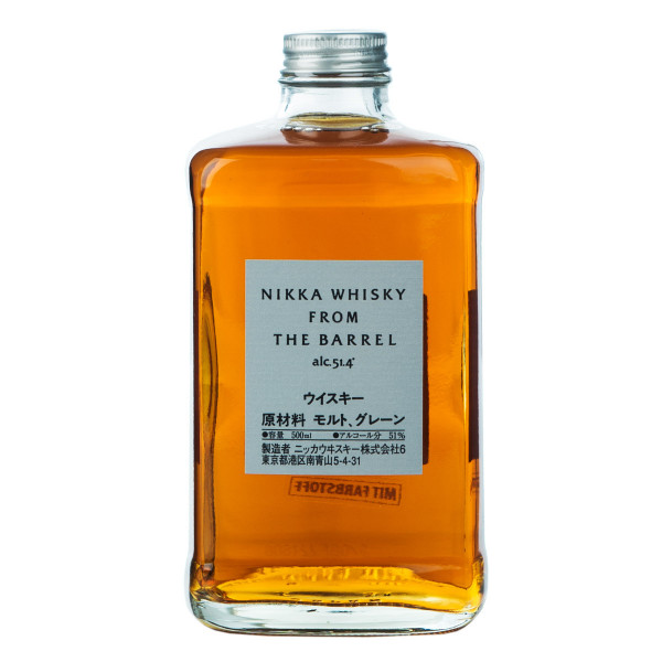 Nikka Whiskey From The Barrel 0,5l