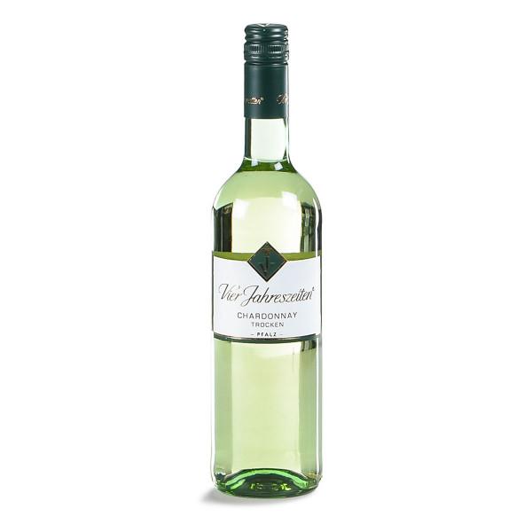 Vier Jahreszeiten Chardonnay trocken 0,75l