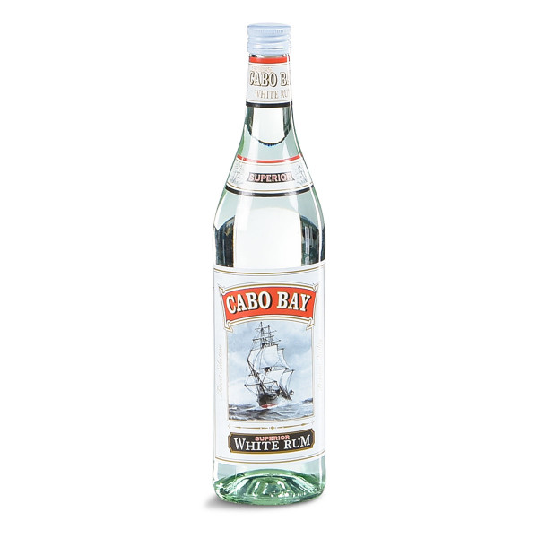 Braun Cabo Bay White Rum 0,7l