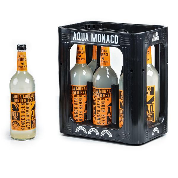 Aqua Monaco Ginger Beer 6 x 0,75l