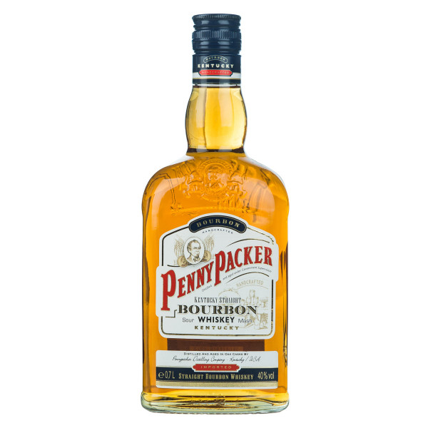 PennyPacker Bourbon Whiskey 0,7l