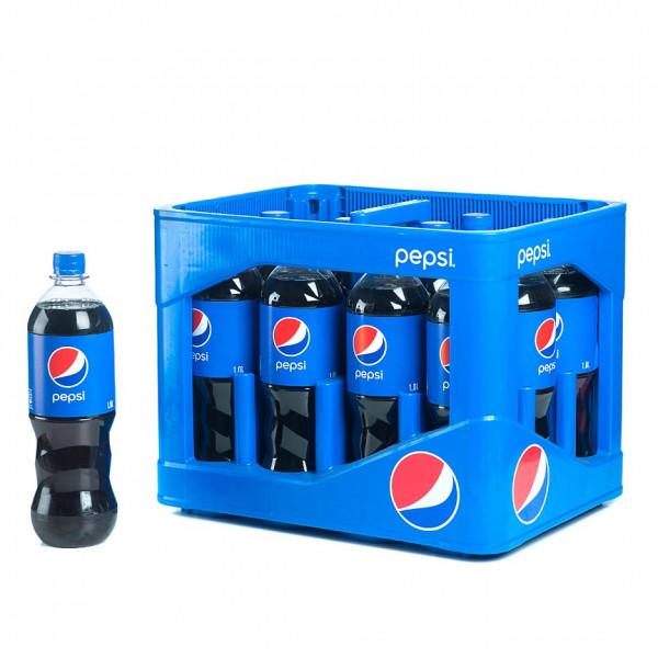 Pepsi Cola 12 x 1l
