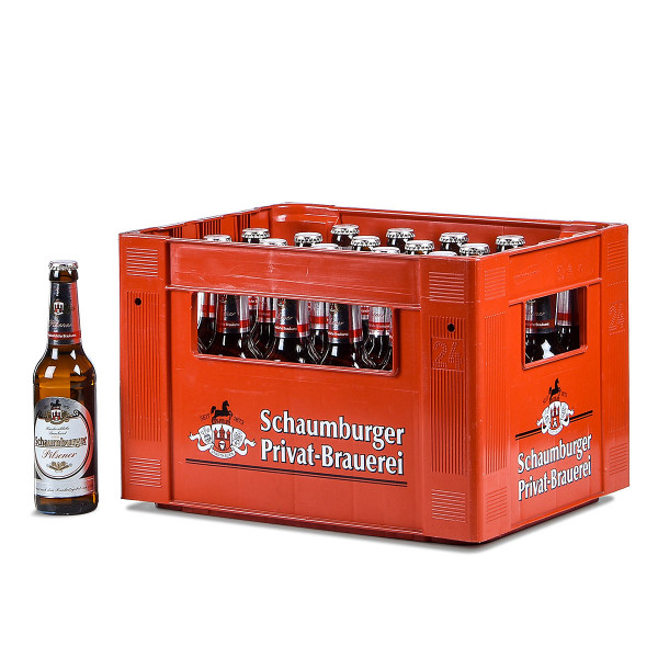 Schaumburger Pilsener 24 x 0,33l