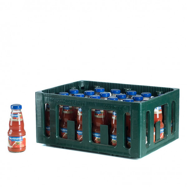 Burkhardt Tomaten Direktsaft 24 x 0,2l