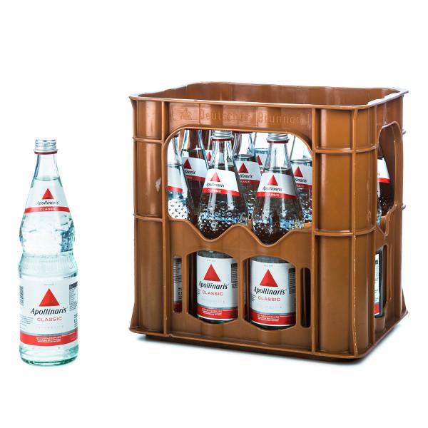 Apollinaris Classic 12 x 0,7l Glas