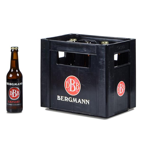Bergmann Export 10 x 0,33l