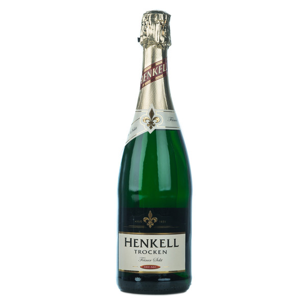 Henkell & Co. Trocken Feiner Sekt 0,75l