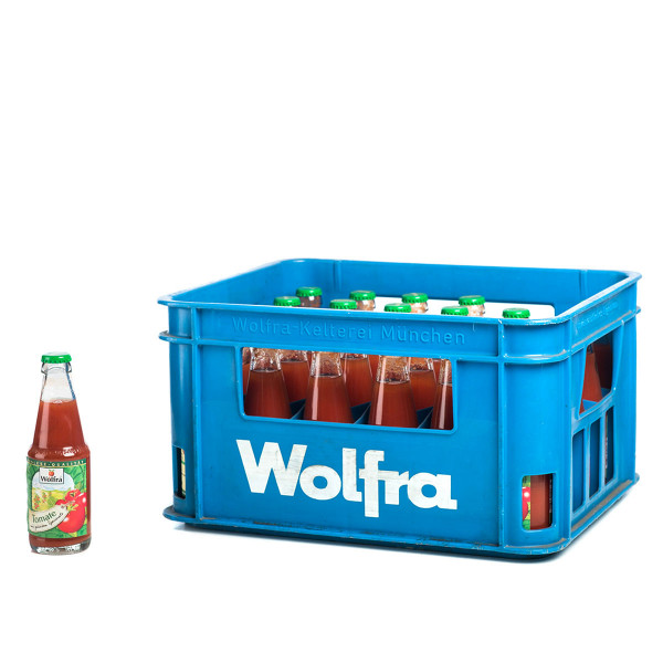 Wolfra Tomate 30 x 0,2l