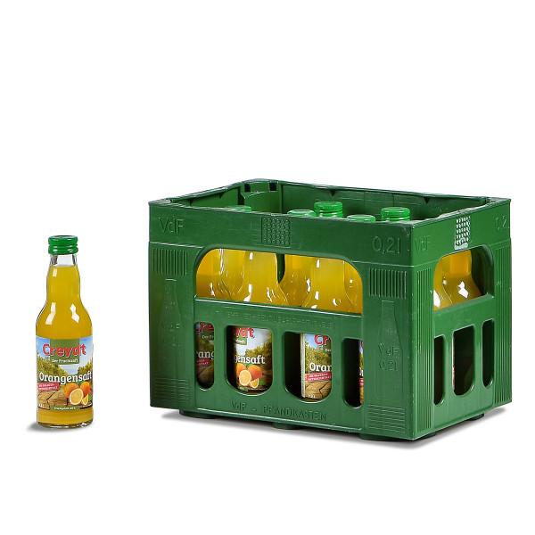Creydt Orangensaft 12 x 0,2l