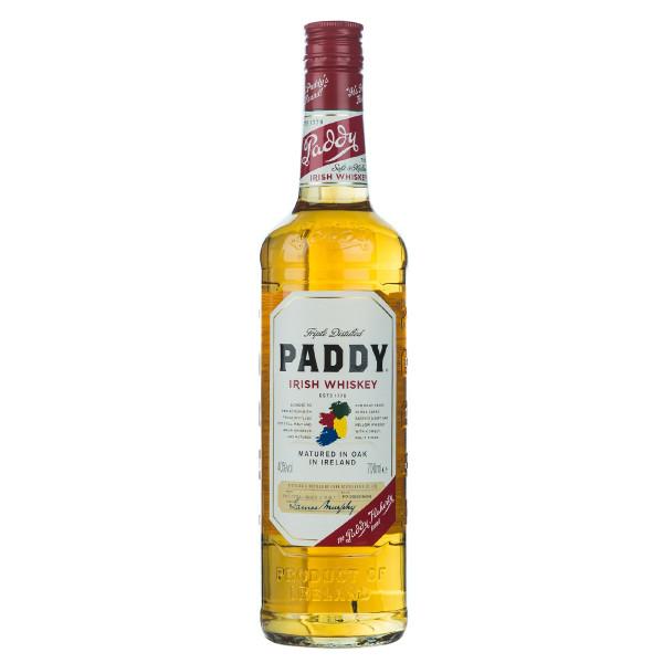 Paddy Irish Whisky 0,7l