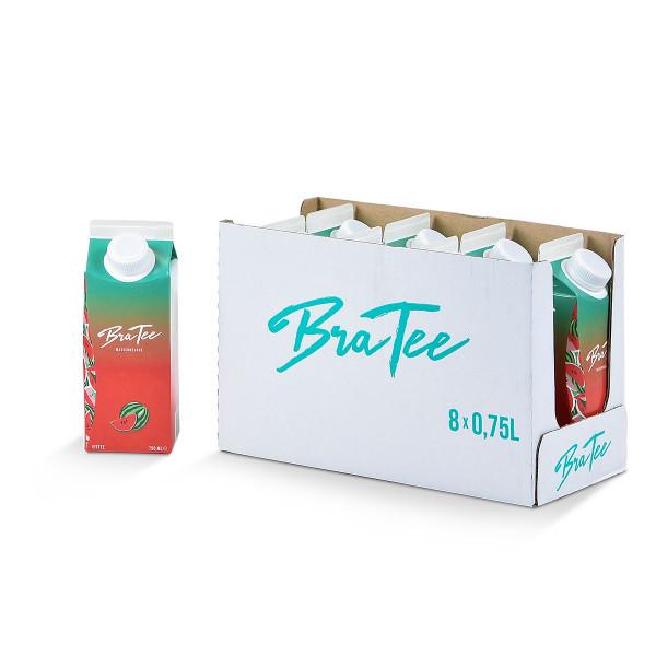 BraTee Wassermelone 8 x 0,75l