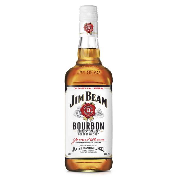Jim Beam White Bourbon 0,7l