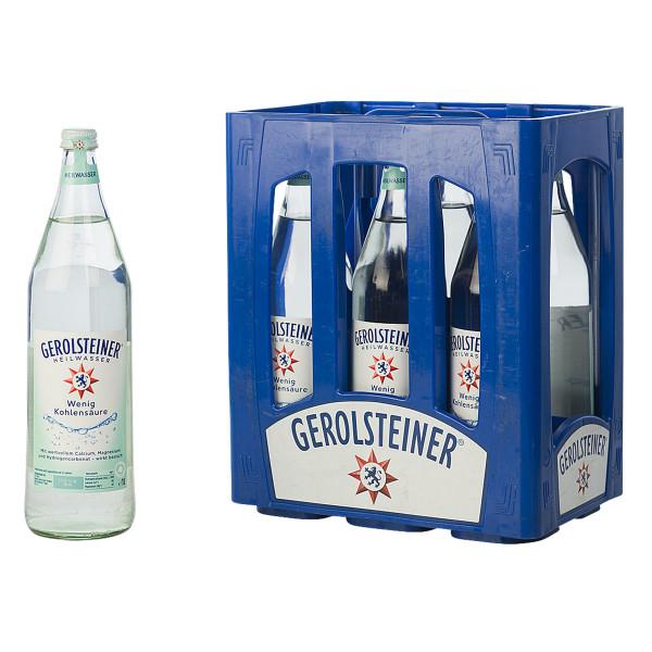Gerolsteiner Heilwasser 6 x 1l