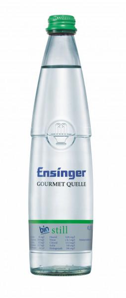 Ensinger Gourmet BIO Still 20 x 0,5l