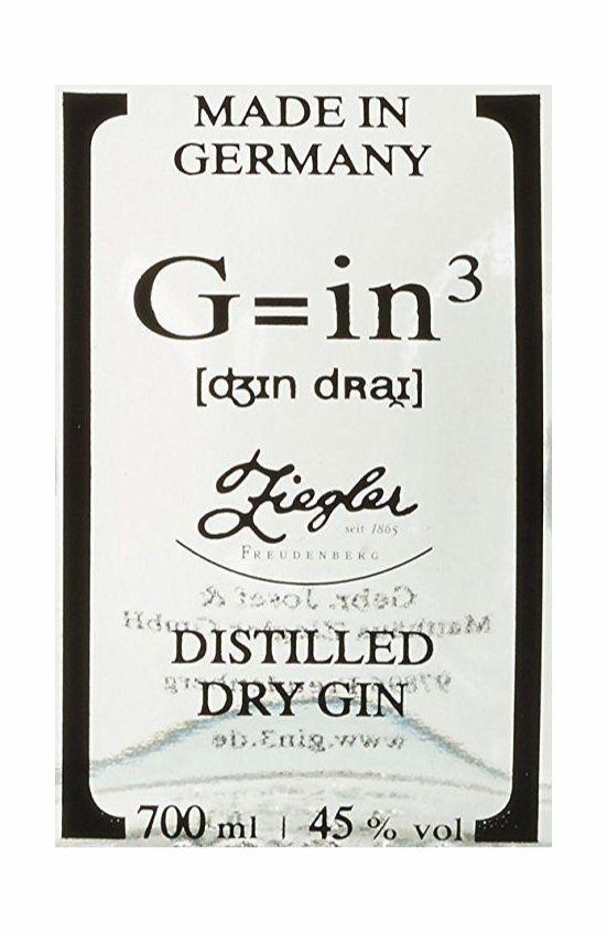 Ziegler Gin